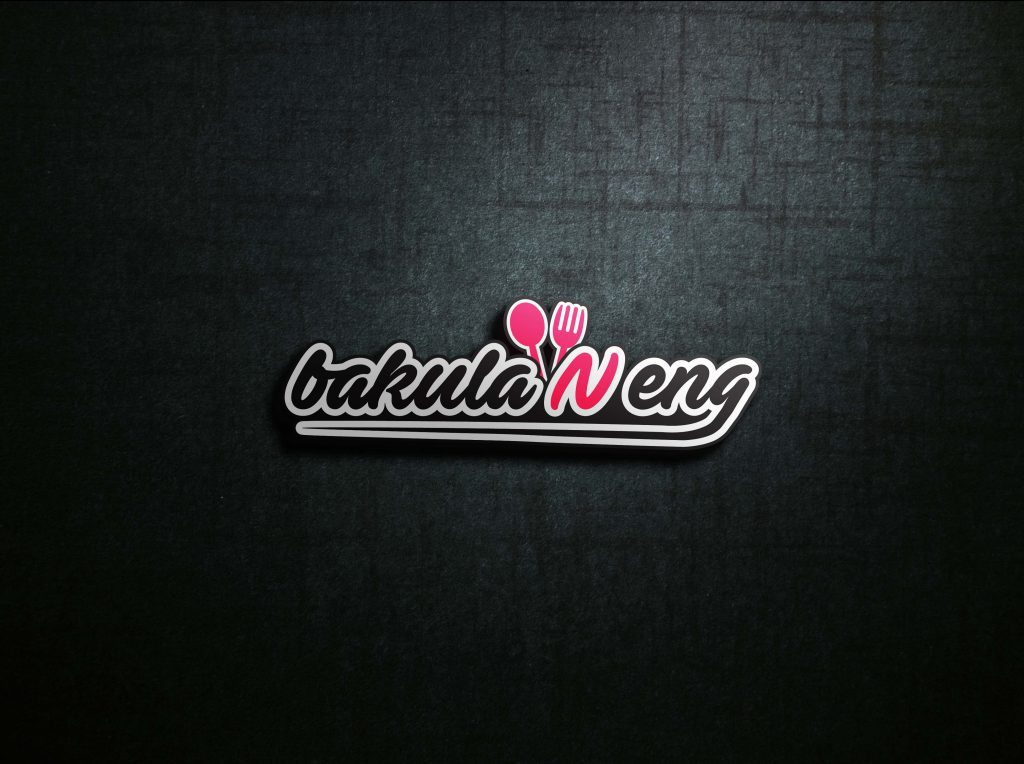 Logo bakulaNeng Cinematic effect